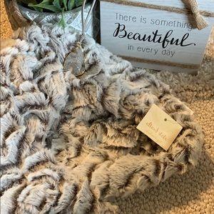 Altar'd State Soft Fur Scarf